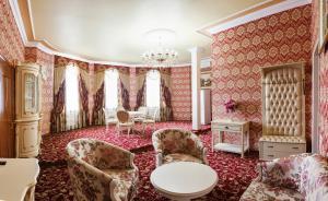 Гостиная зона в Отель Невский