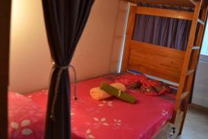 A room at Skopje Hostel