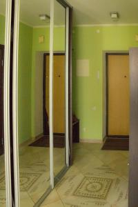 Фасад или вход в Apartment on Leninskaya