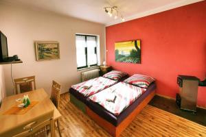 A room at Penzion Nemílek