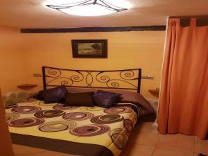 Una habitación en Casa Rural Valle del Cabriel