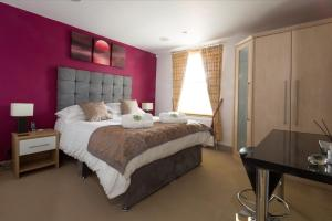 A room at Cherwell Gates