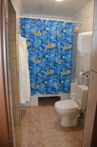Ванная комната в Hotel Borisoglebsk