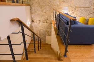 Un ou plusieurs lits superposés dans un hébergement de l'établissement Mouzinho`s Place