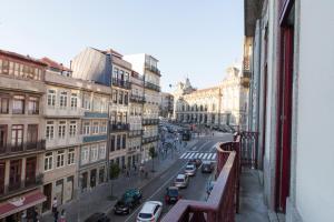 Balcon ou terrasse dans l'établissement Mouzinho`s Place