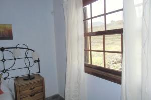 Vista general desde la habitación en casa particular