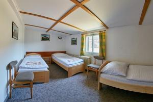 Ein Zimmer in der Unterkunft Penzion Blesk