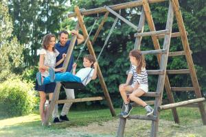 Herní místnost nebo prostor pro děti v ubytování Wellness Hotel Diana