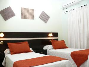A room at Gregorio I Hotel Boutique