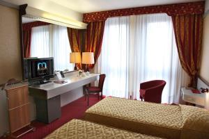Camera di Hotel Maxim