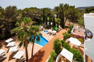A view of the pool at Suite Hotel S'Argamassa Palace or nearby