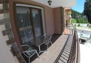 Патио или другая зона на открытом воздухе в Villa Ivelia