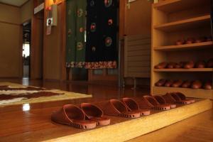 Spa and/or other wellness facilities at Minshuku Miyama