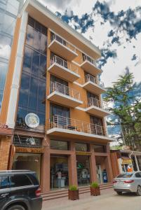 The facade or entrance of VK Hotel Royal
