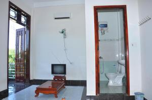 TV/trung tâm giải trí tại Minh Tuan Guesthouse