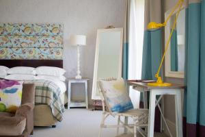 A room at Seaham Hall and Serenity Spa