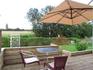 A patio or other outdoor area at Stoomzicht