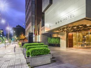 The facade or entrance of BOG Hotel a member of Design Hotels