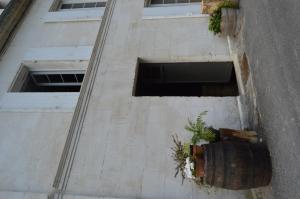 The facade or entrance of Le Moulin de Bassac