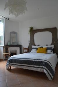 A room at Le Moulin de Bassac
