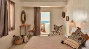 A room at Naxian On The Beach