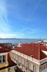 A balcony or terrace at Martinhal Lisbon Chiado