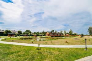 A garden outside Zarichna