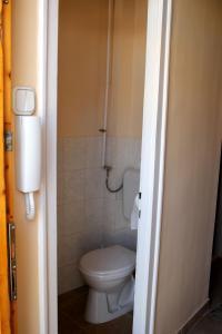 A bathroom at Veva Apartman - Eger Magánszálláshely