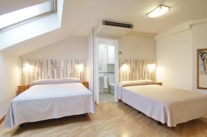 A room at Hotel Apartamentos Aralso
