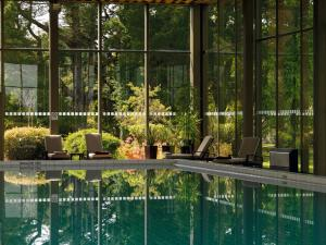 The swimming pool at or near The Dunloe Hotel & Gardens