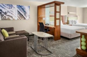 A room at SpringHill Suites Long Island Brookhaven