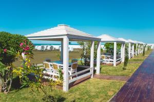 Патио или другая зона на открытом воздухе в AF HOTEL AQUAPARK