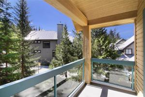 A balcony or terrace at Snowbird by Elevate Vacations