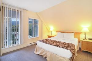 A room at Whistler Village Centre by Elevate Vacations