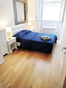 Cama o camas de una habitación en Amadeus Luxurious Suite