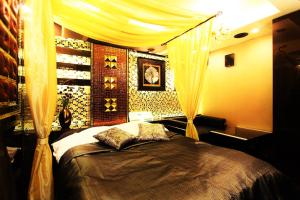 A room at HOTEL KAHNI (Adult Only)