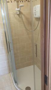 A bathroom at Milltown House