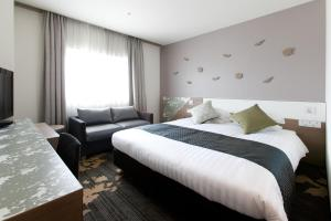 Kamar di Toyama Excel Hotel Tokyu