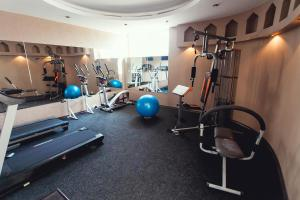 The fitness center and/or fitness facilities at Shadow Boutique Hotel & Spa