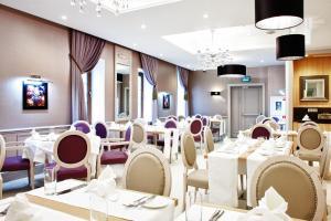 Ресторан / где поесть в Отель Меркюр Арбат Москва