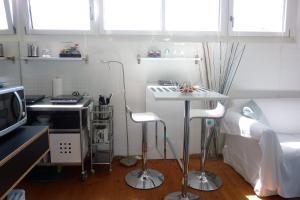 Küche/Küchenzeile in der Unterkunft B&B Elegant
