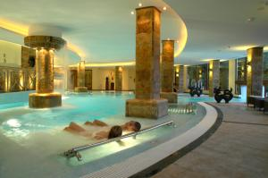The swimming pool at or near GPRO Valparaiso Palace & Spa