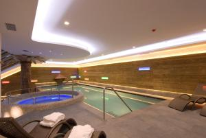 The swimming pool at or near Hotel Orsingher
