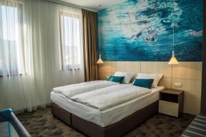 A room at Hotel Kapetanovina