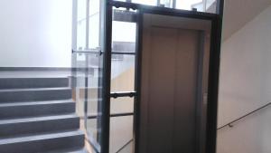 Ein Etagenbett oder Etagenbetten in einem Zimmer der Unterkunft Kovárna Residence apartments