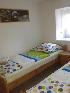Ein Zimmer in der Unterkunft Ferienwohnung Alte Brennerei