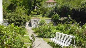 Jardin de l'établissement Apartment Coecilia