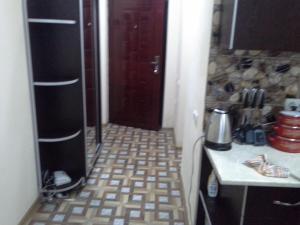 A bathroom at Beach Apartment Rustaveli