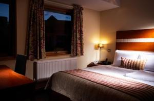A room at Fanhams Hall, Exclusive Collection