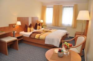 Ein Zimmer in der Unterkunft Berghotel Simon